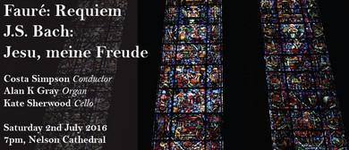 Chroma Chamber Choir: Fauré Requiem - Bach Jesu Meine Freude