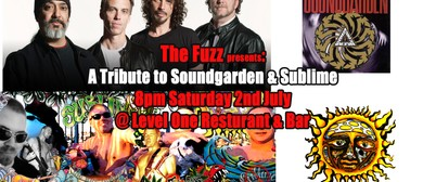 The Fuzz presents: A Tribute to Sublime & Soundgarden