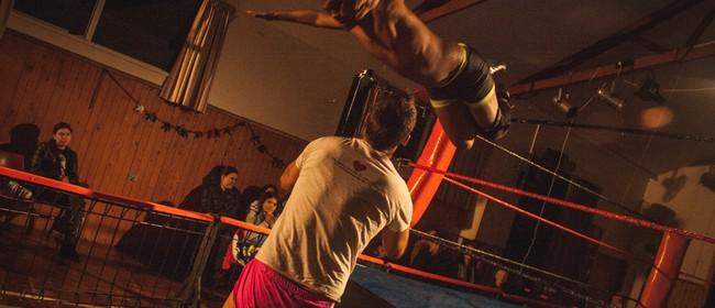 Maniacs United Thrills 'n' Chills Live Pro Wrestling