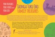 Taonga Tuku Iho: Family Treasures