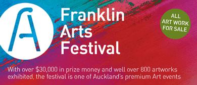 Franklin Arts Festival 2016