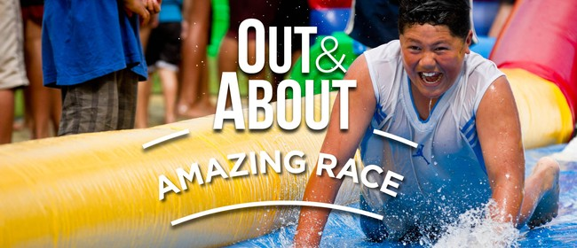 Out and About Amazing Race: Winter Madness