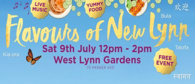 Flavours of New Lynn