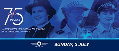 Celebrating 75 Years of Women In Policing