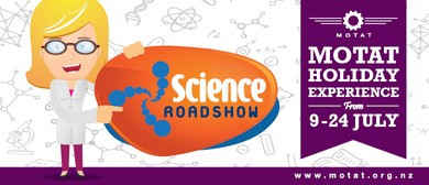 Science Roadshow July Holiday Experience