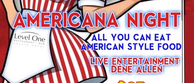 All You Can Eat Americana Night