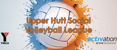 Upper Hutt Social Volleyball League