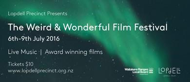 Weird and Wonderful Film Festival