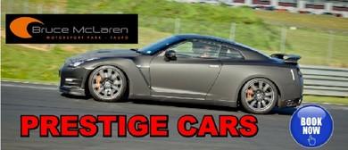 Playday On Track, Prestige Cars