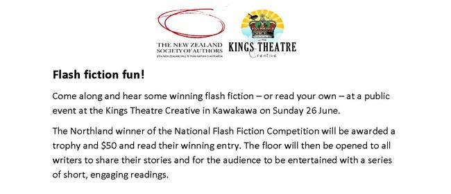 Flash Fiction Event
