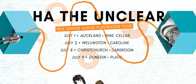 Ha the Unclear's Wee Winter Tour