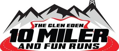 Glen Eden 10 Miler and Fun Runs