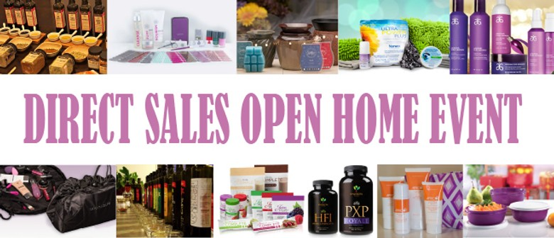 Direct Sales Open Home Event