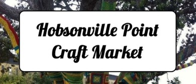 Hobsonville Point Craft Market