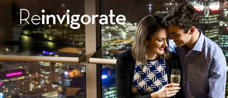 Reinvigorate Your Date Nights Up the Sky Tower