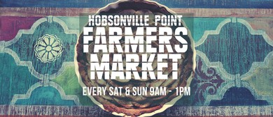 Hobsonville Point Farmers Market