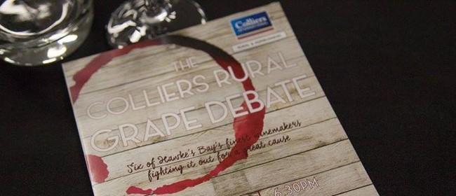 The Colliers Rural Grape Debate