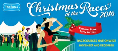 Oamaru Christmas At the Races