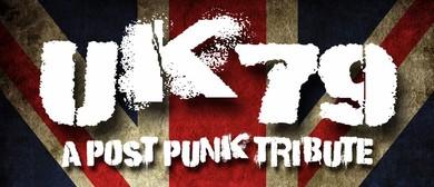 UK79 - A Post-punk Tribute
