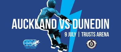 Auckland Roller Derby vs Dunedin Derby – Double Header