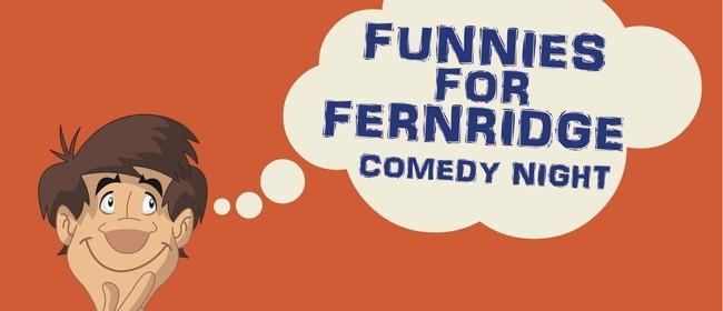 Funnies for Fernridge: Comedy Night