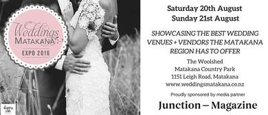 Weddings Matakana Expo 2016