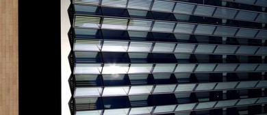 Brick Fall, Glass Wall - Amy Howden-Chapman