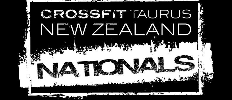Crossfit Taurus New Zealand Nationals 2016