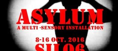 Asylum By Peter Roche - A Multi-sensory Art Installation