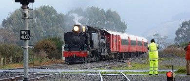 Manawatu Gorge Steam Excursion