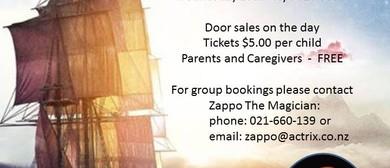 Zappo the Magical Pirate