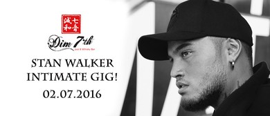 Stan Walker Intimate Gig
