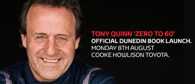 Tony Quinn 'Zero to 60' Dunedin Launch