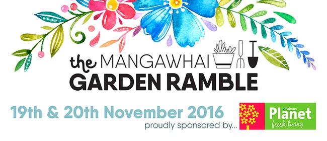 Palmer's Planet Mangawhai Garden Ramble