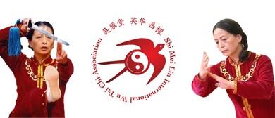 10 Week Beginner Tai Chi and Qi Gong Classes
