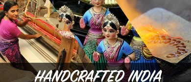 Handcrafted India - An Interactive Talk & Multimedia