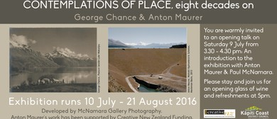 Opening - Contemplations of Place, Eight Decades On