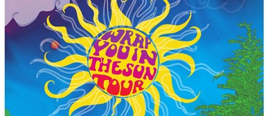 Brendon Thomas And The Vibes - Wrap You In The Sun Tour