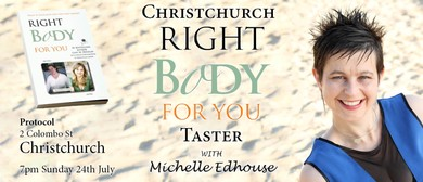 Right Body for You Taster