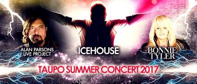 Taupo Summer Concert