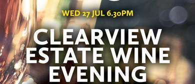 Clearview Estate and Victoria's Food and Wine Evening