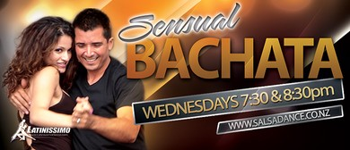 Sensual Bachata Dance Course - Intermediate