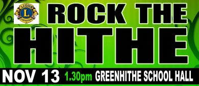 Rock the Hithe 2016