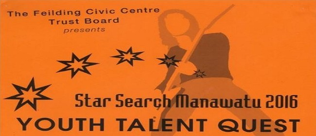 Star Search Manawatu Youth Talent Quest