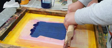 Girls to the Front: Art Making Workshops for Girls