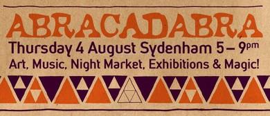 First Thursdays: Abracadabra