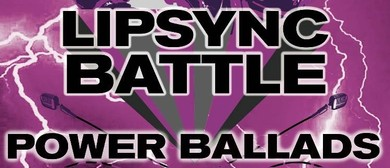 Lip Sync Battles: Power Ballads