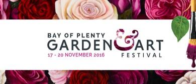 Bay of Plenty Garden & Art Festival