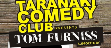 Taranaki Comedy Club : SOLD OUT