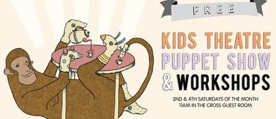 Kids Theatre, Puppet Shows & Workshops